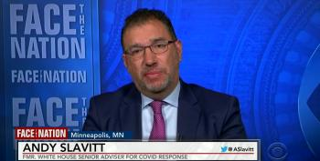 Slavitt: Trump Committed 'Three Deadly Sins' During Pandemic
