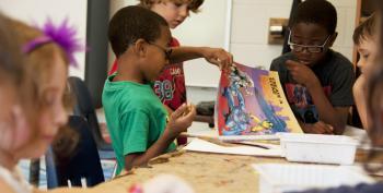Teachers Push Back On GOP 'Critical Race Theory' Nonsense