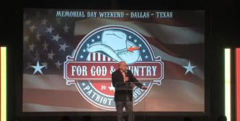 Louie Gohmert Appears At 'Major QAnon Conference' In Dallas