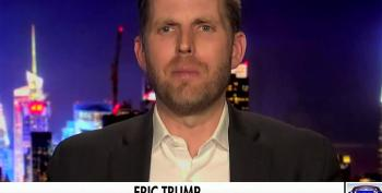 Eric Trump Admits Subpoenas Are Coming Fast And Furious