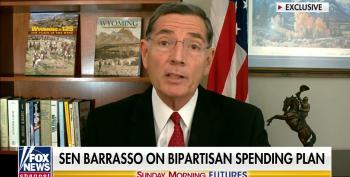 GOP Senator Threatens To Blow Up Infrastructure Deal