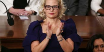 Kyrsten Sinema Is A Deeply Unserious Person