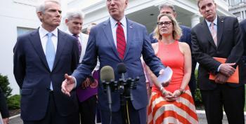 Biden Announces Skinny 'Bipartisan' Infrastructure Deal