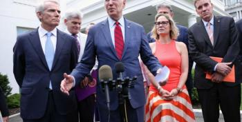 Biden Out-Maneuvers Republicans On Infrastructure