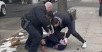 WATCH: Off-duty 'Vigilante Cop' Punches And Beats Black Man