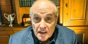 Giuliani Rages At 'Anti-American' Prosecutors Investigating Trump