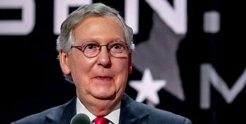 McConnell Crows About Jamming Biden's 2022 SCOTUS Picks If He Has Majority