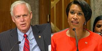 DC Mayor Schools Ron Johnson On Whether DC Residents 'Deserve Statehood'