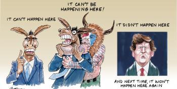 Cartoon: It Can't Happen Here
