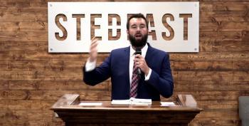 Baptist Pastor Celebrates Death In Florida Pride Parade