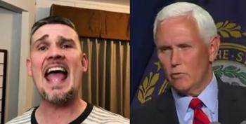 Trump Lovin' Pastor Calls Mike Pence 'A Judas'