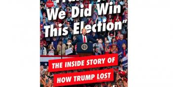 New Book Reveals Trump Denigrating 'The Blacks' In White House