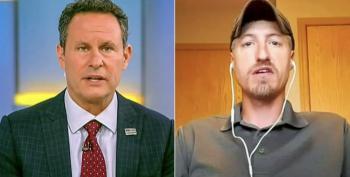 Moronic Fox Guest Calls Biden 'Dumb Bastard' — Kilmeade 'Understands'