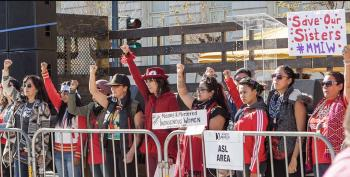 SHAME: 'Violence Against Women Act' Leaves Out Indigenous Women