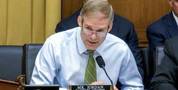Jim Jordan Repeats Tucker Carlson's Lies About NSA In Committee Hearing