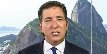 Greenwald Whines About 'Liberal' Critics — During A Fox News Interview
