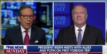 Pompeo: Trump Needed Four More Years To Stop Russia's Pipeline