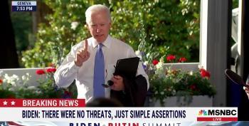 President Biden Gives CNN Reporter A Piece Of His Mind