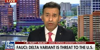 Fox News: Delta Variant Being Used To Coerce Anti-Vaxxers