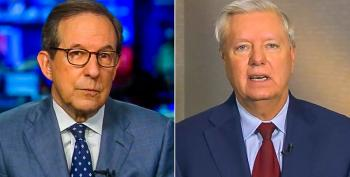 Chris Wallace Catches Lindsey Graham Lying About Joe Manchin's Voting Rights Bill