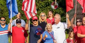 Marjorie Taylor Greene Releases Whites-Only July 4th Video