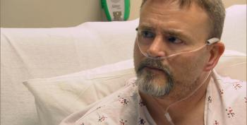 Louisiana COVID Patient Says He'd Opt For Hospitalization Again Over Vaccine