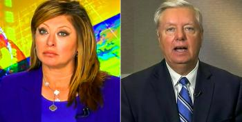 Graham Threatens To Flee Washington, DC To Block Infrastructure Bill