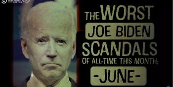 Biden's Worst Scandals Of June