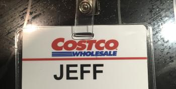 How Twitter Brought Her Beloved Dad His Dream Job At Costco