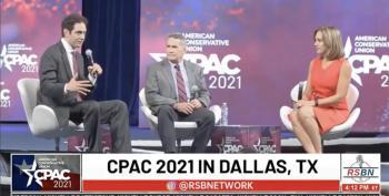 CPAC Hosts Alex Berenson — Ace COVID Vaccine Disinformer