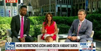 Fox Hosts Accuse CDC Of Evil Hidden Agenda