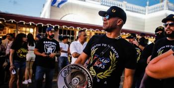 Proud Boys New Strategy: Aim For Local Controversies, Hijack Them