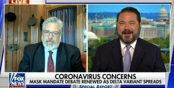 Stephen Hayes Destroys Ben Domenech For Defending Anti-Vax 'Charlatans'