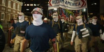 White Supremacists Chased Out Of City Of Brotherly Love