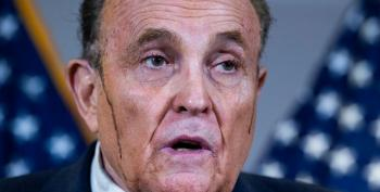 Book: Rudy Giuliani Drunk Most Of The Time