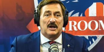 Mike Lindell Squirms Away From Trump 'August Reinstatement'