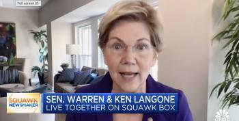 WATCH: Elizabeth Warren Schools Billionaire Over Social Security