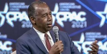 Ben Carson: Welfare 'Hurt Black Communities' More Than Slavery
