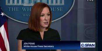 Psaki Throws Truth Bomb: Covid Disinfo 'Is Literally Killing People'
