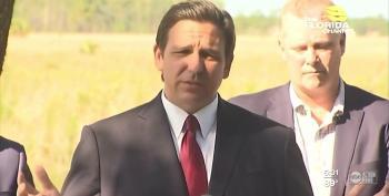 DeSantis Lies Again: Rise In Florida COVID Is Just 'Seasonal'