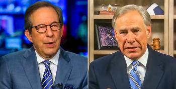 Wallace Nails Gov. Abbott For Suppressing 'Voting By People Of Color'
