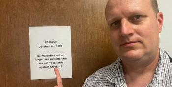 Alabama Physician Tells Patients Get Vaccinated Or Find A New Doctor