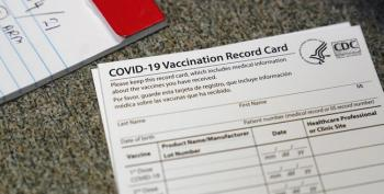 Canada Fines Two Travellers Nearly $20,000 Each For Fake Vaccine Docs