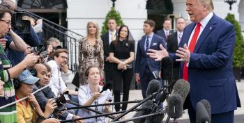 Beltway Media Still Desperate To Normalize Trump