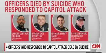 Four January 6 Officers Have Committed Suicide
