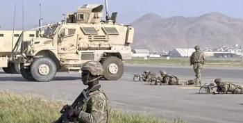 Why Is The Media Shutting Out Anti-War Voices On Afghanistan?