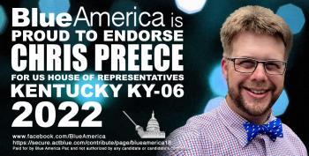 Endorsement Alert In Kentucky-- Meet Chris Preece