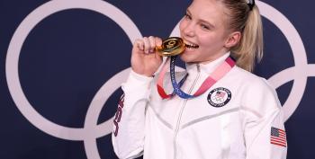 Arizona Gubernatorial Candidate Slags US Athletes After Arizona Gymnast Wins Gold