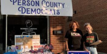 100 NC Counties In 100 Days: Erica Smith's 'Survivor's Agenda' Tour
