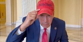 Republican Who Bragged He'd Defy Pelosi's Mask Order Gets COVID